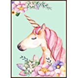 Unicorn Diamond Dotz for Kids Handmade Paint with Diamonds Soulmates Rhinestone Pictures (Color: Unicorn 2)