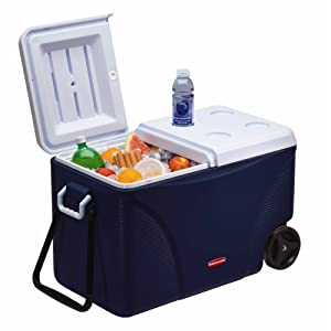 Rubbermaid Ice Chest width=
