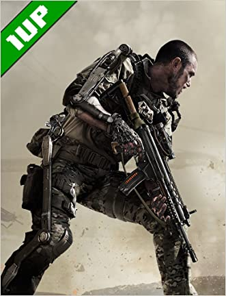 Call of Duty: Advanced Warfare Strategy Guide & Game Walkthrough - Cheats, Tips, Tricks, AND MORE! written by 1UP GUIDES