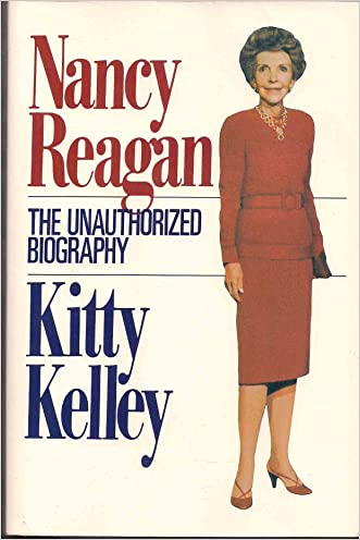 Nancy Reagan: The Unauthorized Biography (Thorndike Press Large Print Paperback Series)