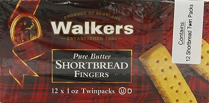 Walker Shortbread Logo Walkers Shortbread Fingers