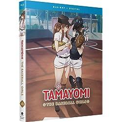 Tamayomi: The Baseball Girls - The Complete Season - Blu-ray + Digital [Blu-ray]