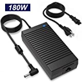 180W Asus Laptop Charger,19V 9.5A 180W Asus Power Adapter Compatible Asus G55 G55VW G46VW G70 G75 G75VW G75VX A53 A53S G750JM G750JS G750JW G750JX G751JL G751JM G752VL G752VT FX5 (Color: ASUS)