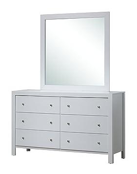 Glory Furniture G2490-D Bedroom Dresser, Beige