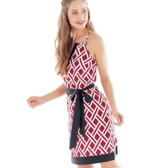 Mud Pie Womens Game Day Racerback Dress