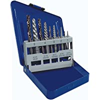 Irwin Hanson 10-Pc. Spiral Extractor and Drill Set
