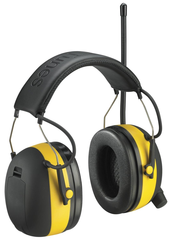 peltor worktunes digital am fm mp3 radio headphones hearing protection ear muffs ebay. Black Bedroom Furniture Sets. Home Design Ideas