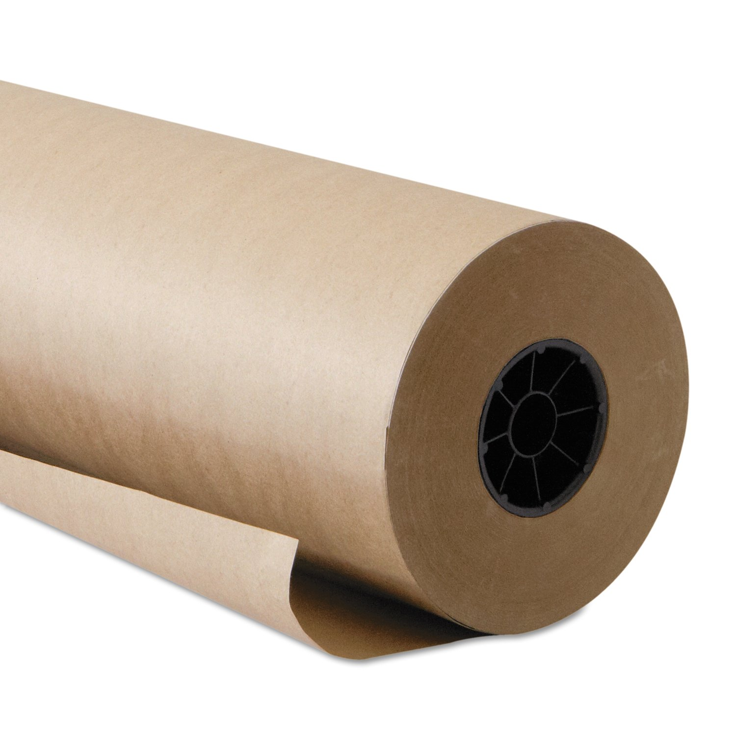 "Boardwalk K3650612 Kraft Paper 36"" x 612 ft, Brown"