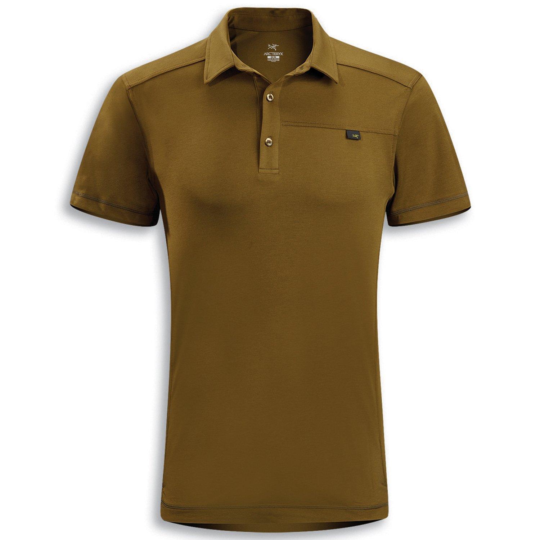 ARCTERYX (始祖鸟) Captive Polo SS Short Sleeve Shirt 男款快干POLO 衫
