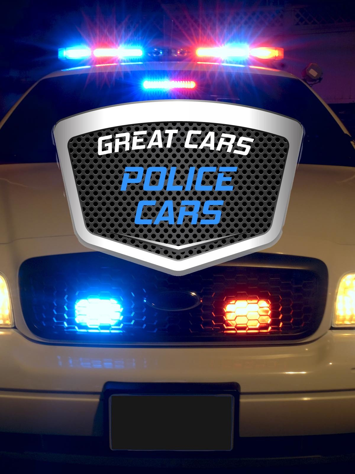 Great Cars: Police Cars on Amazon Prime Video UK