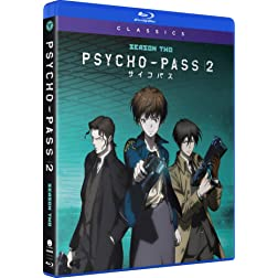 Psycho-Pass: Season Two [Blu-ray]
