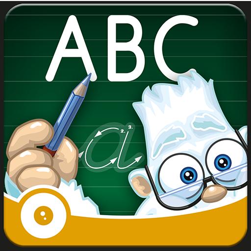 Buchstaben Spielplatz. Die Kinder-App zum Buchstaben lesen