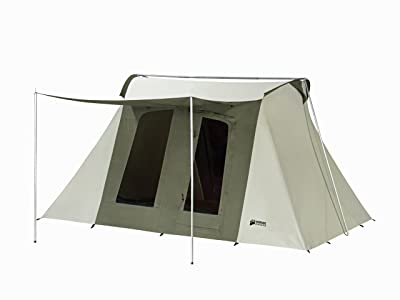 Kodiak Canvas Flex Bow 4 6 8 Person Tent Deluxe
