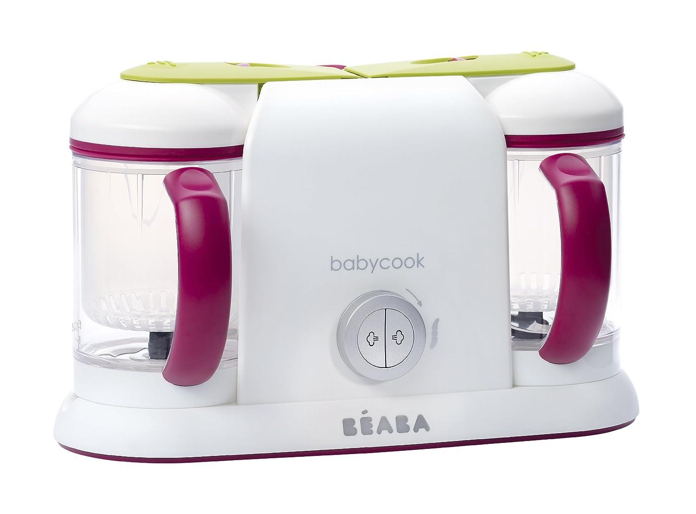 Mixeurs et cuiseurs vapeur b�b� BEABA BABYCOOK DUO VIOLET