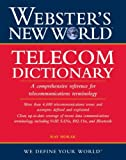 img - for Webster's New World Telecom Dictionary book / textbook / text book