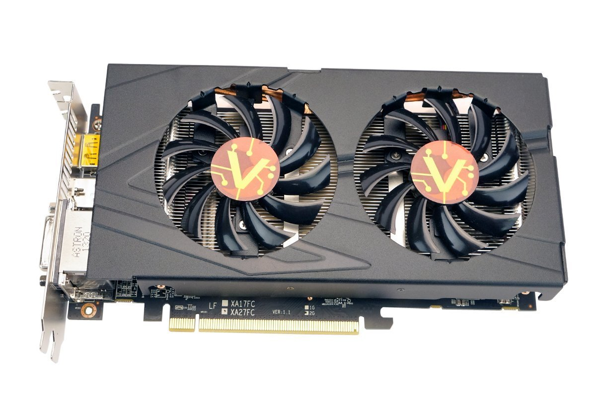 VisionTek Radeon R9 270X 2GB GDDR5 PCI Express Graphics Card 900651