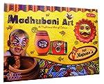 Lil' Stars Madhubani Art