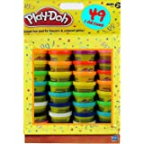 Play-Doh Modeling Compound 49-Pack Case of Colors, Assorted Colors, 1 Oz. Cans