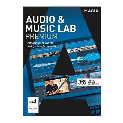 MAGIX Audio & Music Lab 2017 Premium [Download]