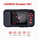 HITSAN Launch X431 Creader CRP129 CRP123 Creader VIII OBD2 Diagnostic Tool ENG/at/ABS/SRS + EPB/Oil/SAS Reset X431 CRP 129 Scanner