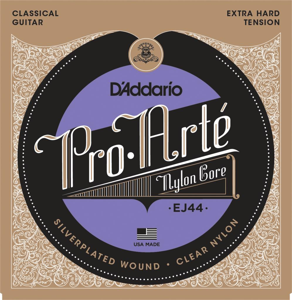 Amazon.com: D'Addario EJ44 Pro-Arte Nylon Classical Guitar Strings ...