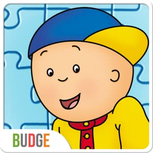 Caillou House of Puzzles - Fun Educational Jigsaw Puzzle Game for Kids in Preschool and Kindergarten by Budge Studios