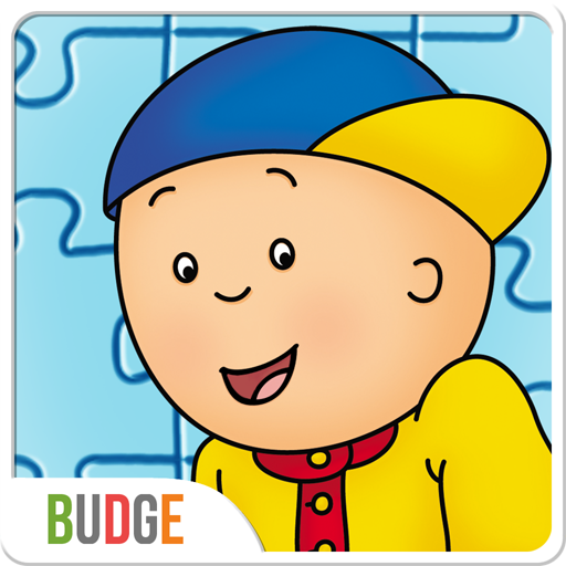 Caillou House of Puzzles - Fun Educational Jigsaw Puzzle Game for Kids