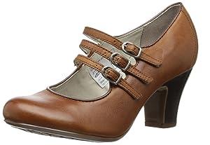 Hush Puppies Lonna Mary Jane, Chaussures de ville femme   l'examen des produits de plus amples informations
