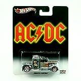 CONVOY CUSTOM AC/DC Hot Wheels 2013 Pop Culture Classic Rock Series Die-Cast Vehicle