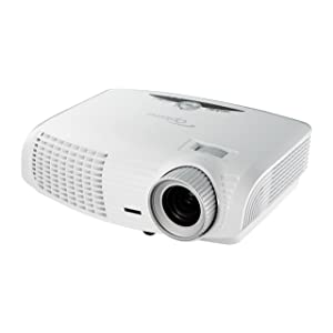 Optoma HD25-LV 1080p 3200 Lumen Full 3D DLP Home Theater Projector with HDMI