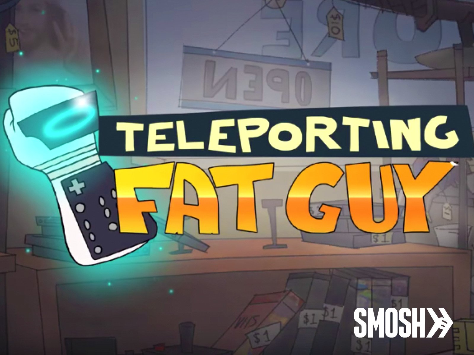 Teleporting Fat Guy on Amazon Prime Video UK
