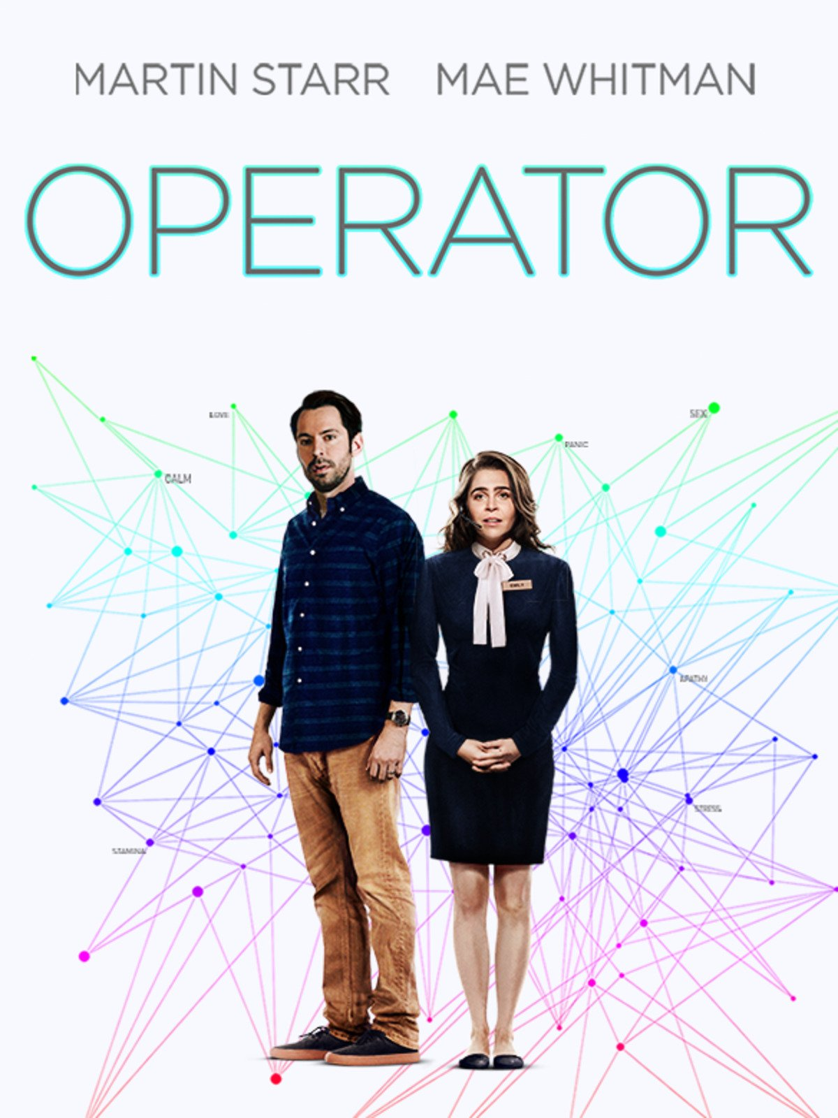 Operator on Amazon Prime Video UK
