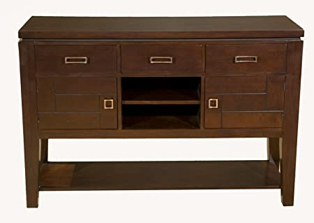 Alpine Furniture Lakeport Server