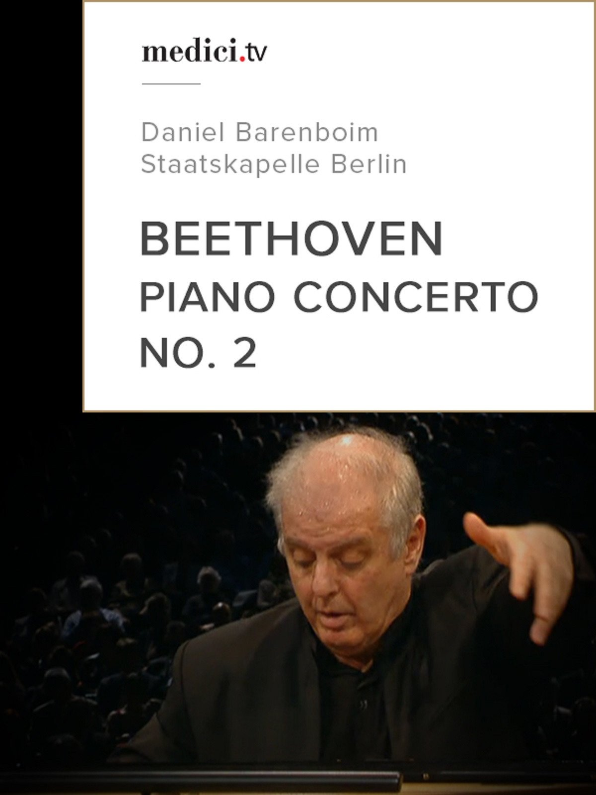 Beethoven, Piano Concerto No. 2