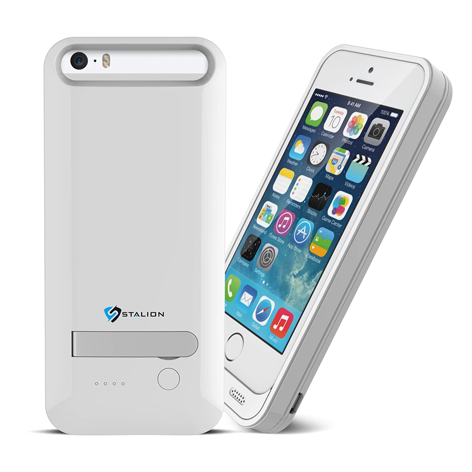Apple Iphone 5s Charger Case Iphone 5 5s Battery Case
