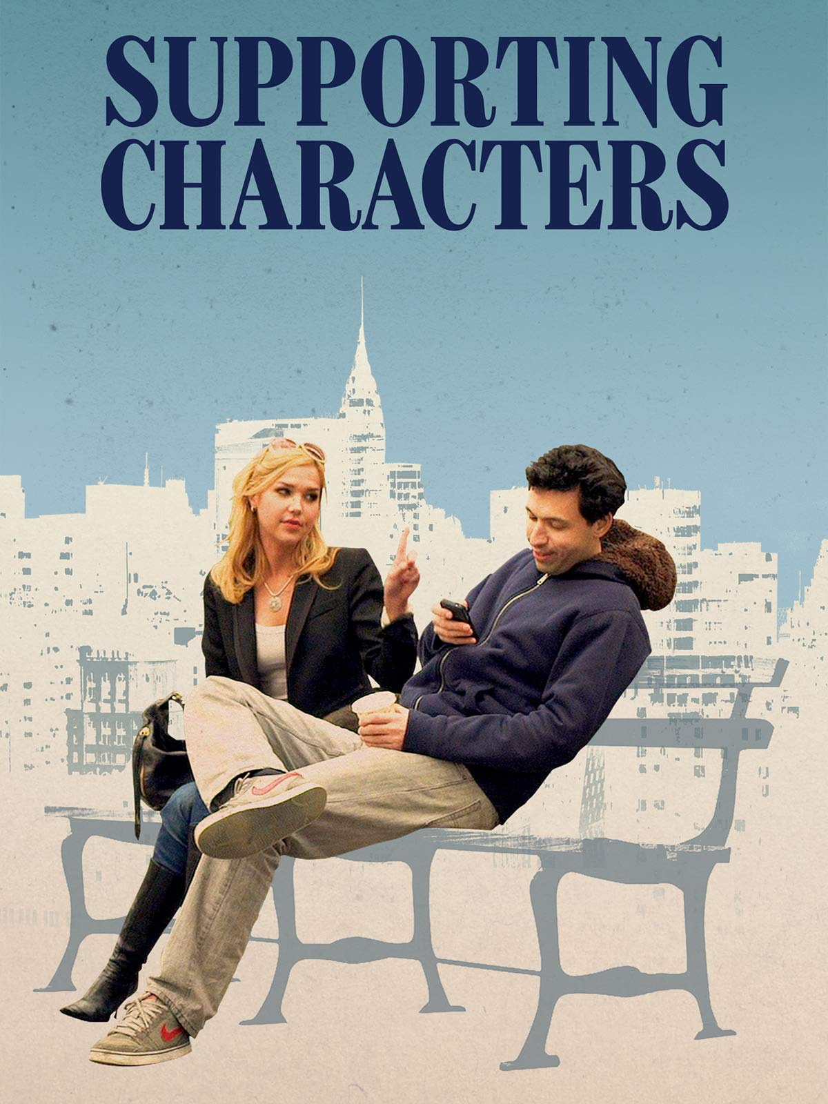 Supporting Characters on Amazon Prime Video UK