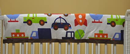 Bacati Transportation Crib Bedding Collection Baby