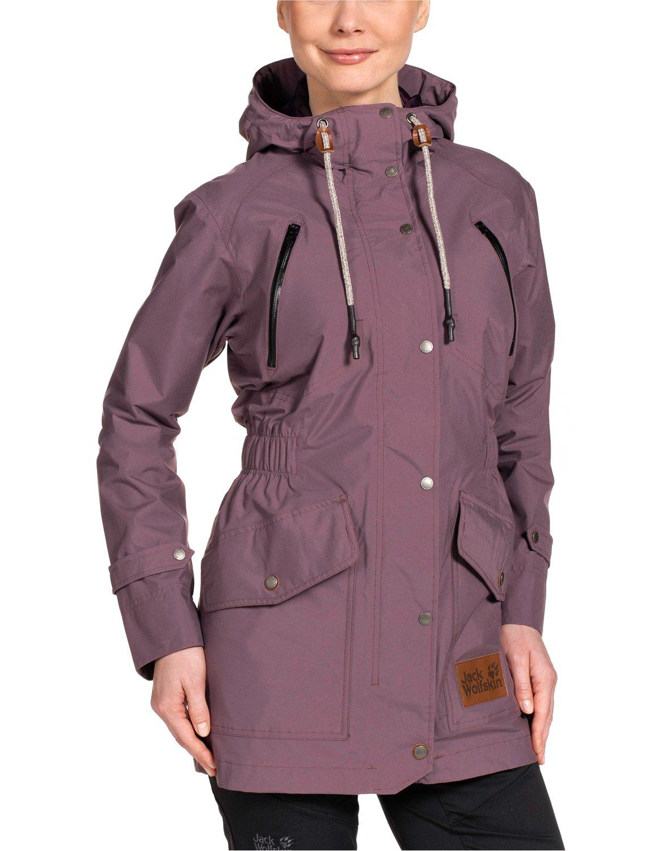 Jack Wolfskin Damen Mantel Bunda Texapore Coat W online kaufen