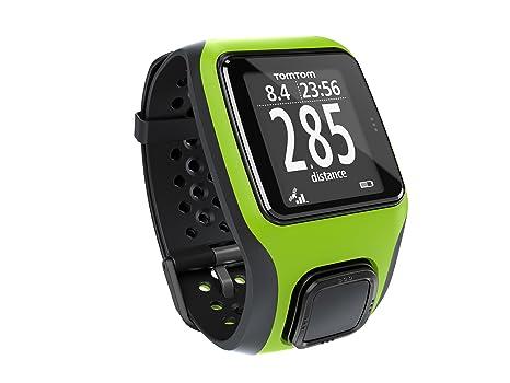 Montre GPS TomTom Multi-Sport Vert (1RS0.001.04)