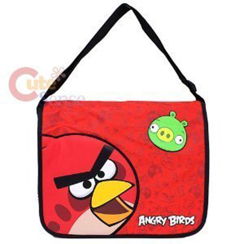 Angry Birds Green Shoulder Bag 99