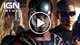 First Look at Flash/Arrow Spinoff, Legends of Tomorrow...