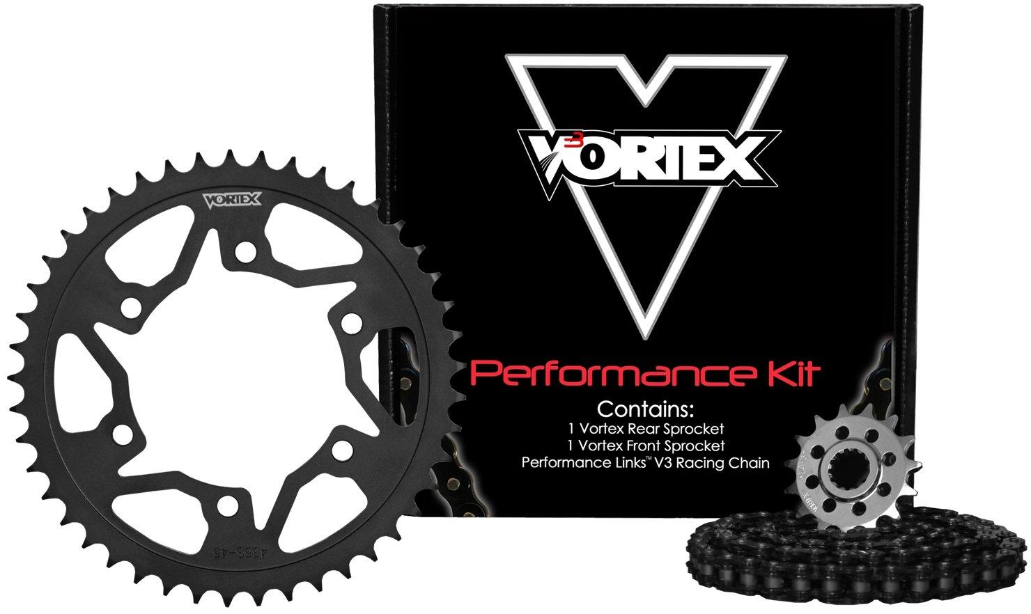 Vortex CK5136 Chain and Sprocket Kit