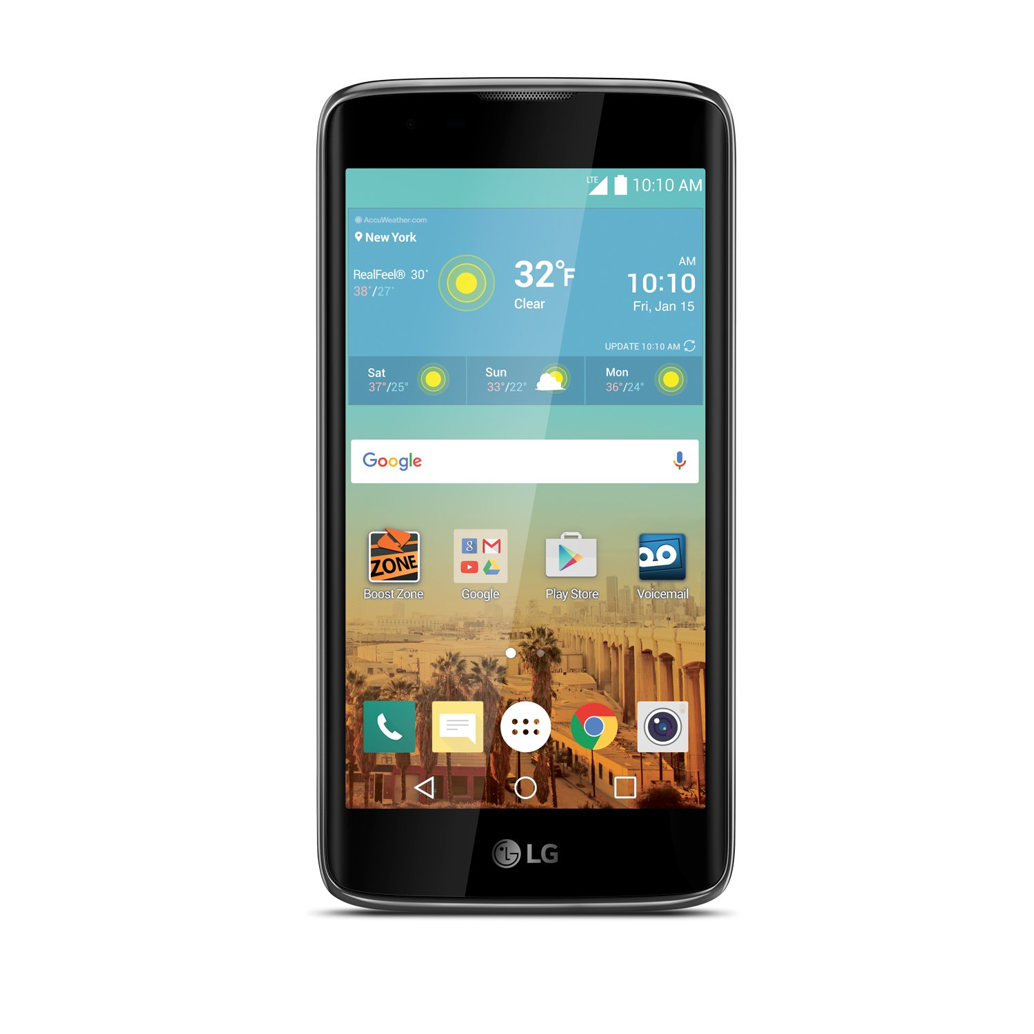 LG Tribute 5 (M1) - No Contract Phone (Boost Mobile)