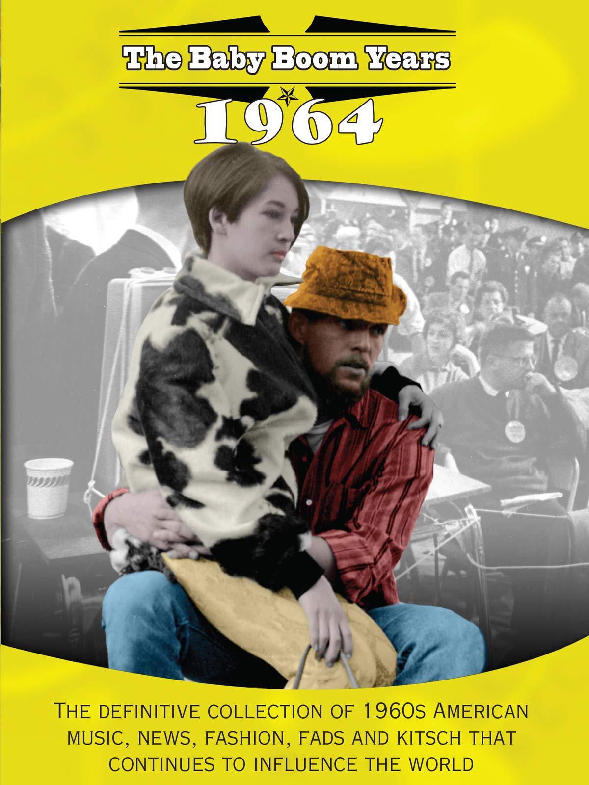 Baby Boom Years: 1964 on Amazon Prime Video UK