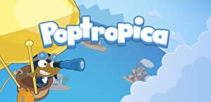 Poptropica from Family Education Network