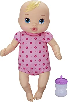 Baby Alive Luv n Snuggle Baby Doll Blond