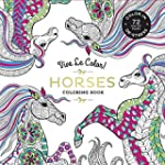 Vive Le Color! Horses (Adult Coloring...