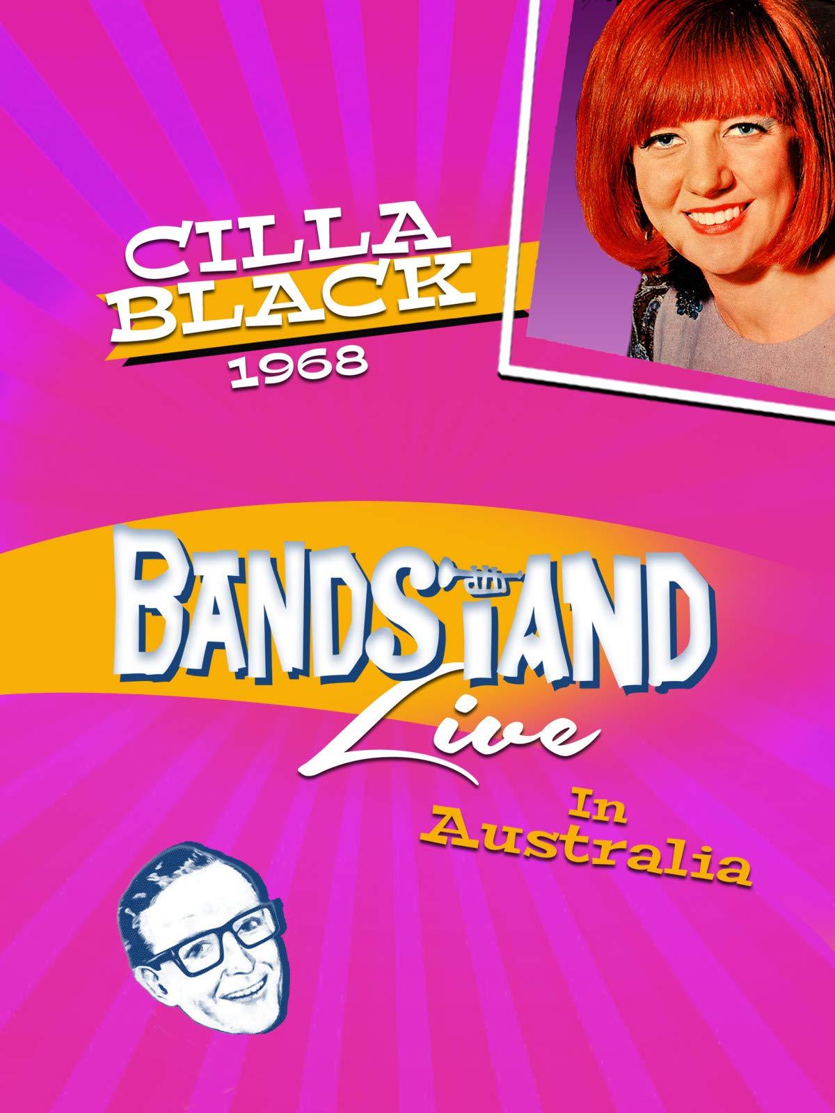 Bandstand Live in Australia: Cilla Black on Amazon Prime Video UK