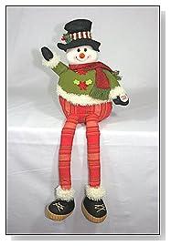 Christmas Animated Snowman Singing Holiday Music