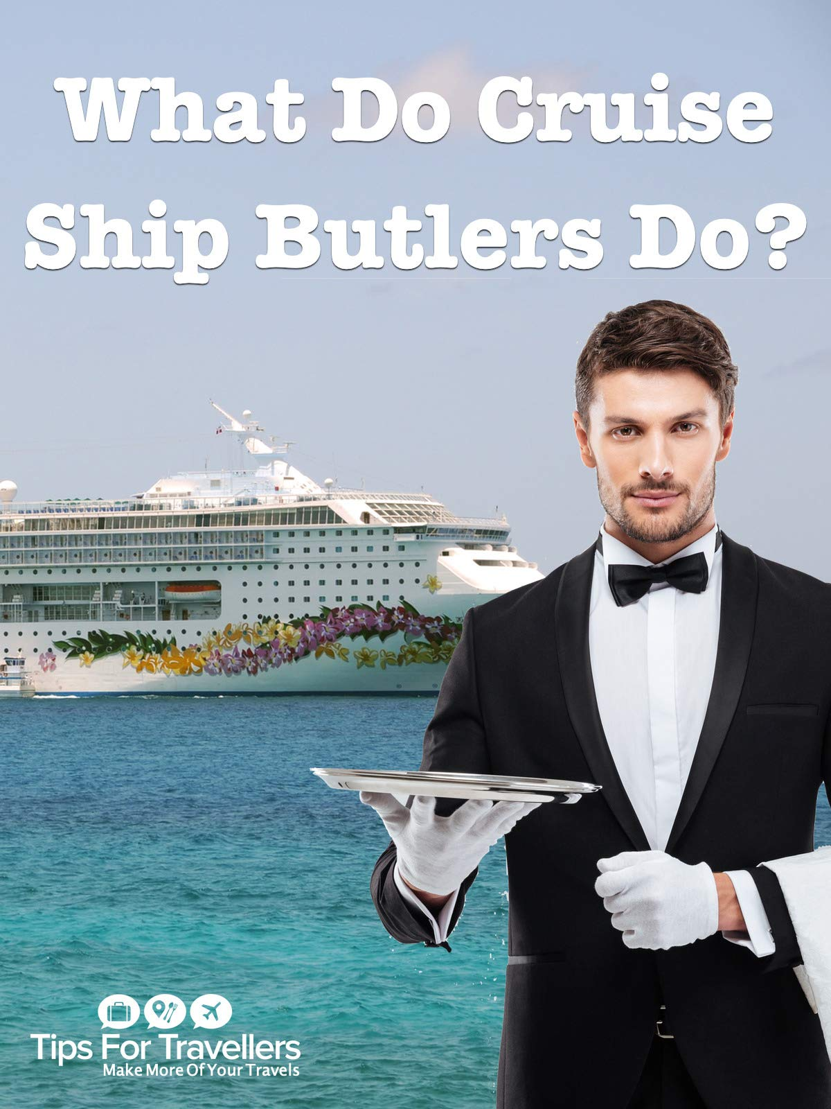 Clip: What Do Cruise Ship Butlers Do? on Amazon Prime Video UK